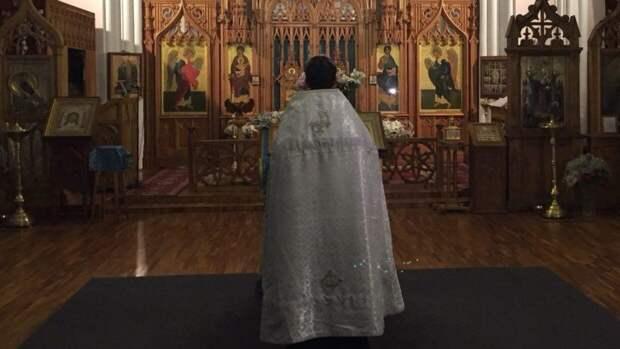Прихожанин с пятью судимостями угрожал убить батюшку в Андреевском соборе