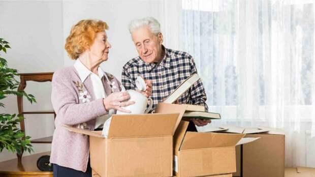 Что будет с пенсией, если гражданин переедет на новое место жительства