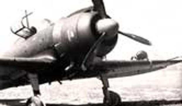Самолет Реджиане Re.2002 Ариете II
