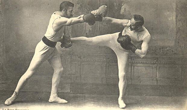 Сават: бокс ногами из кабака