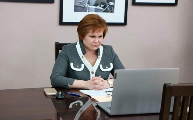 Мэр Рязани Елена Сорокина поручила отремонтировать детский сад №118