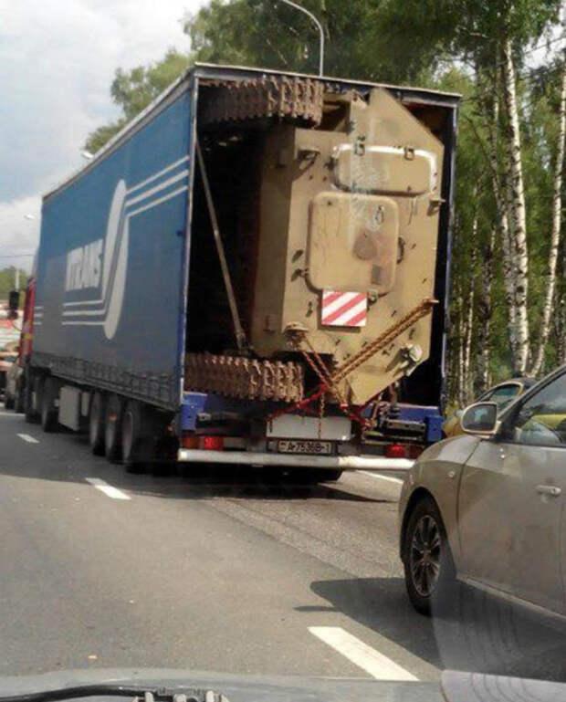 Как его туда положили!?   Фото: Ribalych.ru.