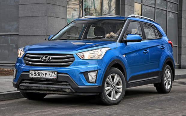 Hyundai Creta 1.6: два месяца вместе