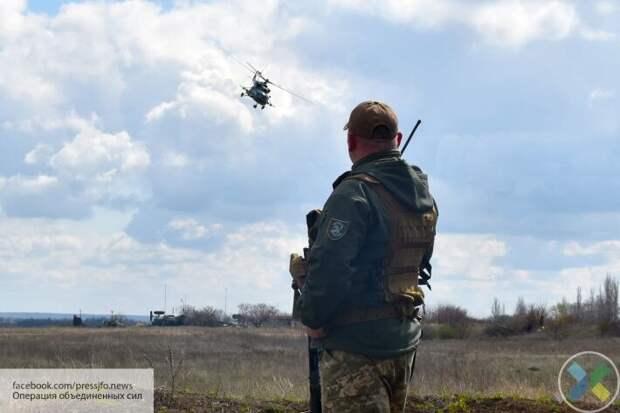 ВСУ за сутки шесть раз обстреляли населенные пункты Донбасса