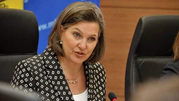 Российский дипломат: в ходе визита Нуланд в Москву не заключалось сделок с США по Украине