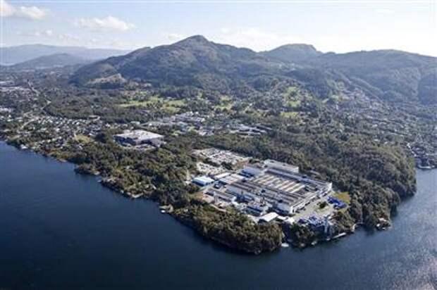 ТМХ приобретает завод Rolls-Royce Group в Норвегии
