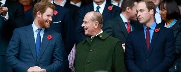 Принц Уильям трогательно почтил память принца Филиппа