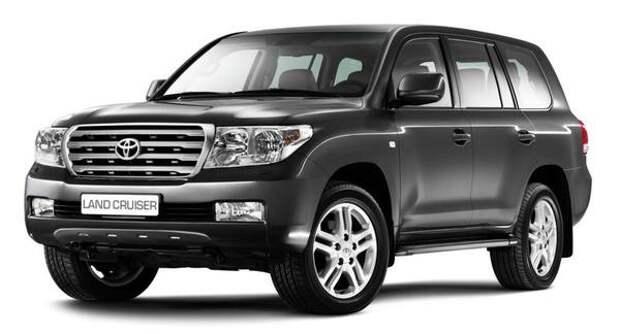 : Преимущества и недостатки Land Cruiser 200