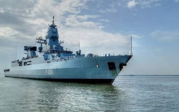 Россия столкнулась в Черном море с британо-турецко-украинским альянсом