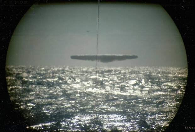 Зачем НЛО воруют земную воду