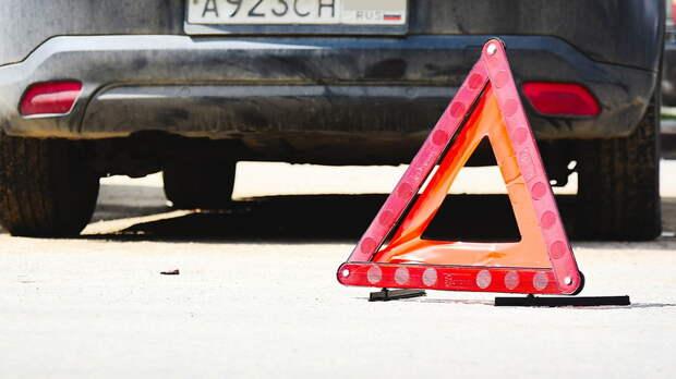 Пенсионерка-нарушительница попала под колеса Ford вРостове
