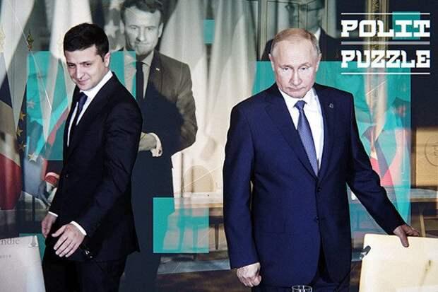 Ищенко объяснил, почему Зеленскому не удастся встретиться с Путиным...