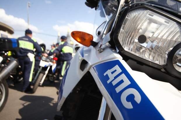 Северное Тушино вышло в лидеры по количеству лихачей на дорогах