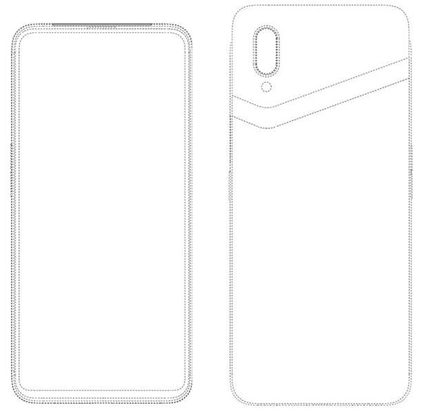OPPO проектирует смартфон-слайдер с двойной селфи-камерой