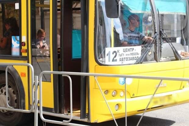 В Ижевске 9-летний пассажир автобуса получил ожог от оборвавшегося шланга отопления