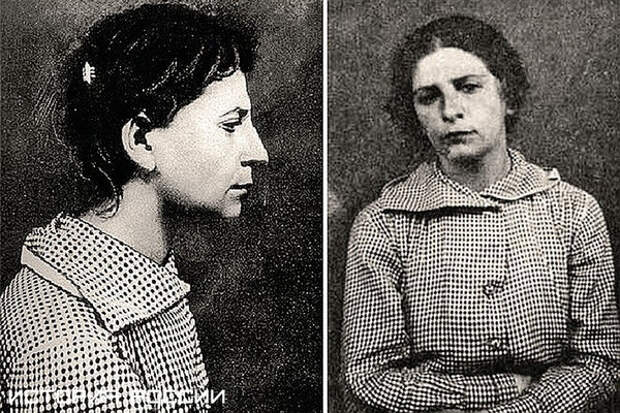Фанни Каплан, 1918 год