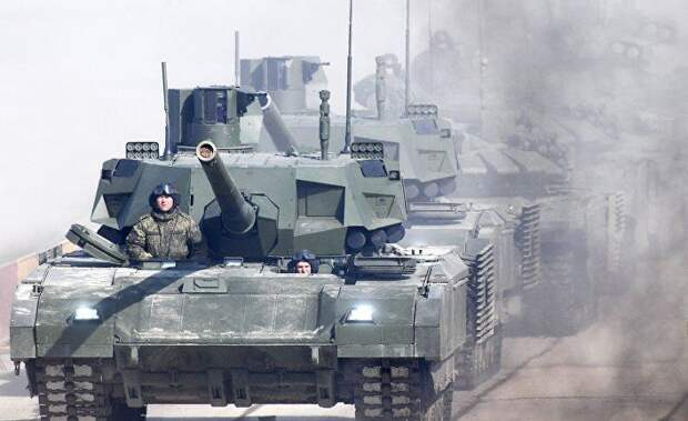 Sina (Китай): несколько десятилетий назад у США и СССР уже были разработки танков четвертого поколения, и их характеристики лучше, чем у современных боевых машин