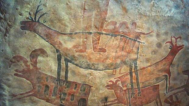 Изменения климата могут уничтожить древнюю наскальную живопись на острове Сулавеси