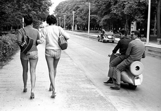 Яркая Италия 50–60‑х годов на фотографиях Паоло диПаоло