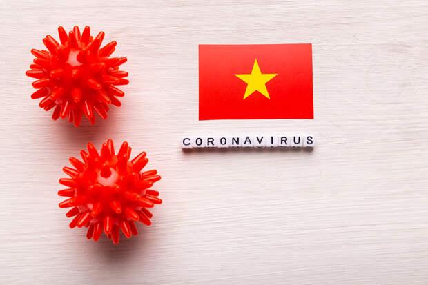Гибрид индийского и британского штаммов коронавируса выявлен во Вьетнаме