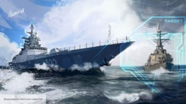Sohu: поход эсминца США на Балтику обернулся неожиданным маневром России