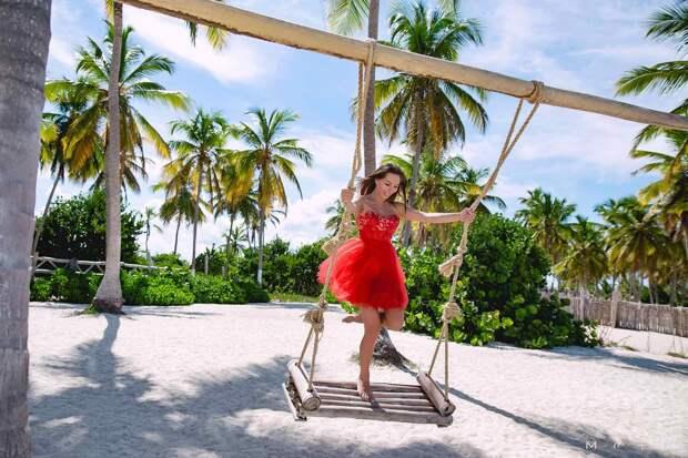 Представьте, как вы оторветесь, когда наконец прилетите в Доминикану!
