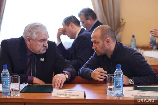 Бывший курганский депутат поборется завозвращение вгордуму