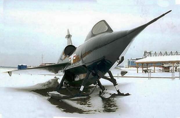 Convair F2Y-1 - сверхзвуковой гидроплан из музея