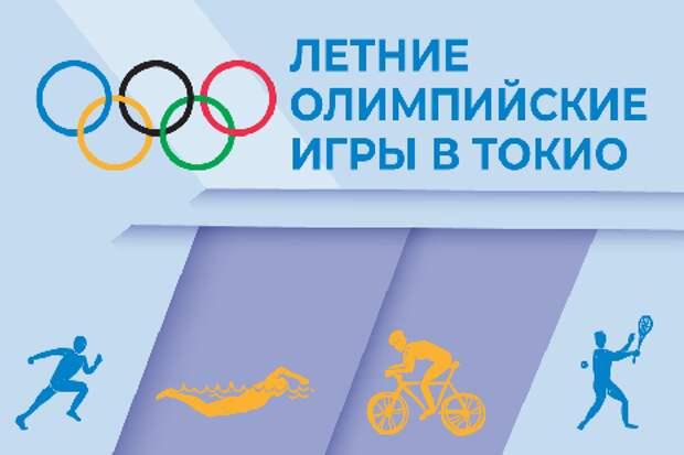 Летняя Олимпиада в Токио: медальный зачёт 24 июля