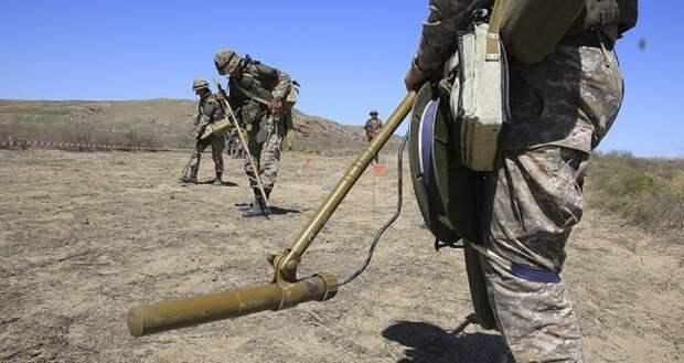 Россия готова оказать помощь вразминировании Донбасса— Небензя