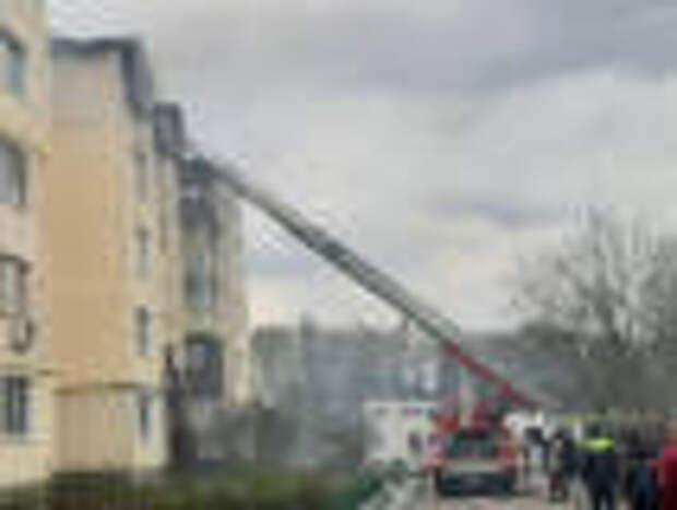 Потерявшим жильё при пожаре в Заокском выделят материальную помощь