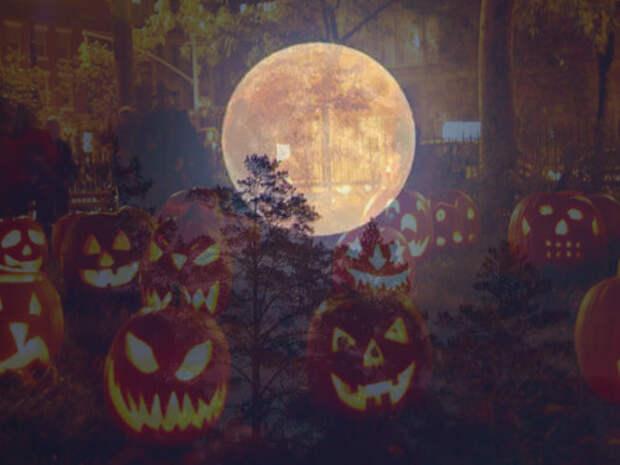 Главные опасности, которые поджидают вас в полнолуние 31 октября