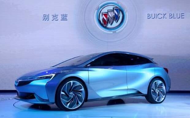 Buick Velite: вода на мельницу китайского автопрома