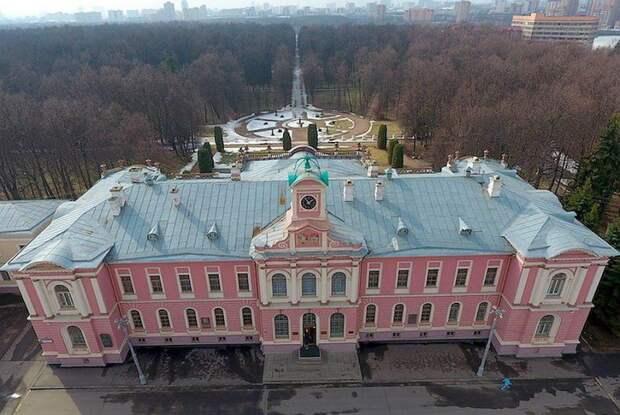 Зданию Тимирязевской академии в САО присвоили статус памятника архитектуры
