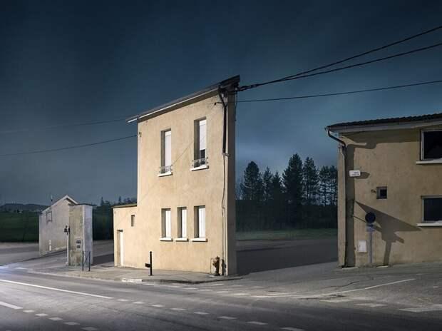 Для чего нужны здания, у которых есть только фасады