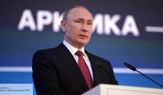 Asia Times: Путин нанес Западу «нокаутирующий удар» одной фразой
