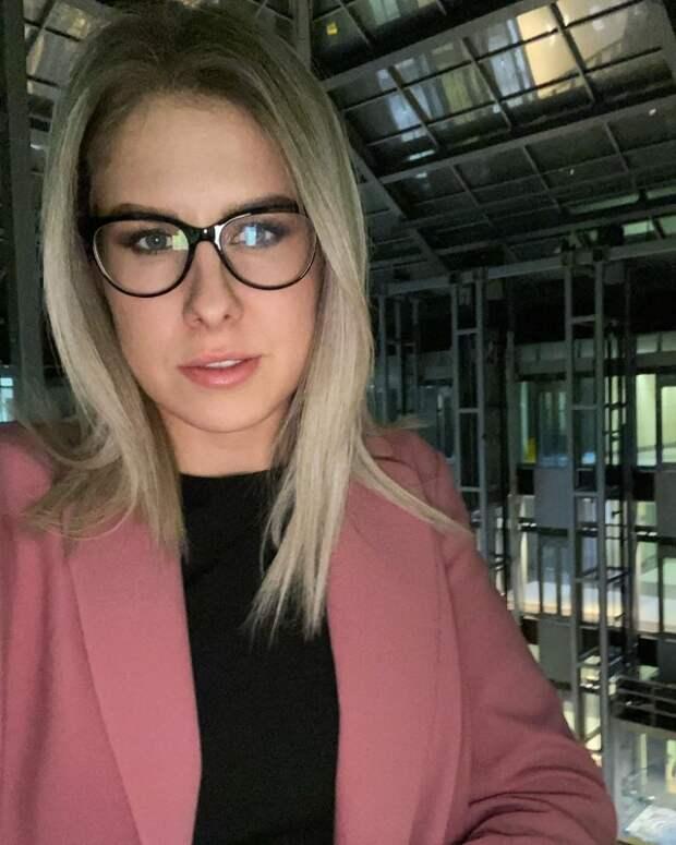 Соболь понесла чушь в интервью «Эху Москвы»
