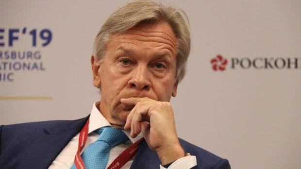 Пушков предупредил Чехию о негативных последствиях ультиматума