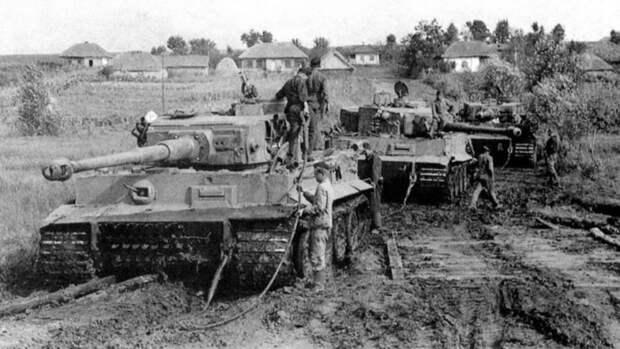 Die Welt: танки Гитлера чаще ломались, чем воевали