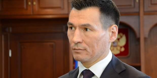 Неспортивное губернаторство Хасикова