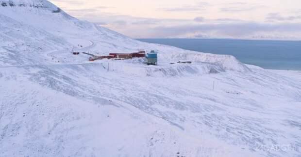 GitHub «закопал» в Арктике 21 ТБ данных на случай природных катастроф или ядерной войны