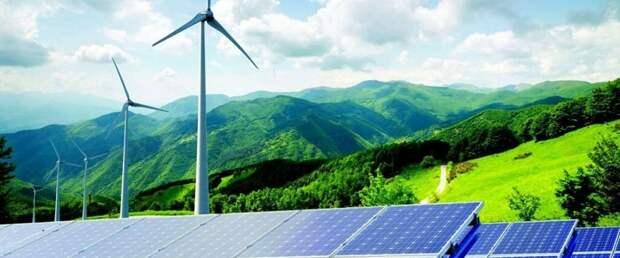 Текущие темпы роста ветровой и солнечной энергетики не остановят потепление