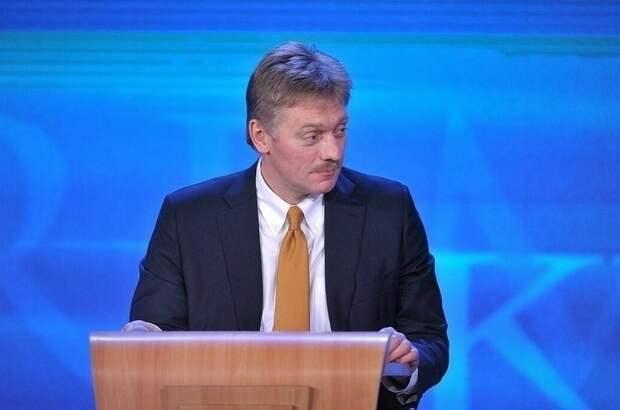 Песков прокомментировал введение ограничений в Москве