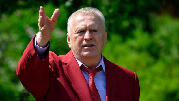 """Жириновский рассказал о """"не очень хороших отношениях"""" с Путиным"""