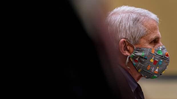 Американцы потребовали уволить главного эпидемиолога США Фаучи