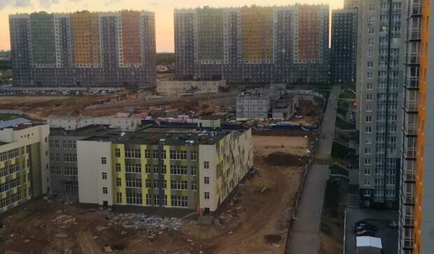 Тотальную застройку Нижнего Новгорода многоэтажками архитектор назвала недостаточной