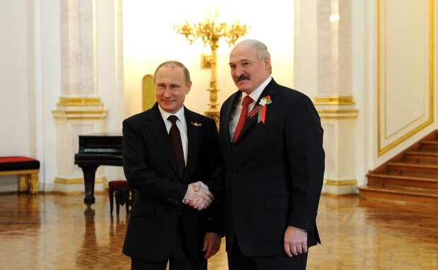 Россия предоставит Белоруссии кредит на 1,5 млрд долларов