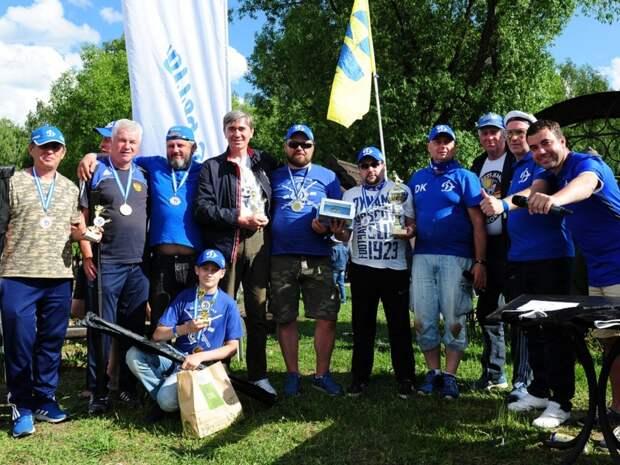 Приглашаем принять участие втурнире «ВТБ— Динамовская Рыбалка 2021 года»