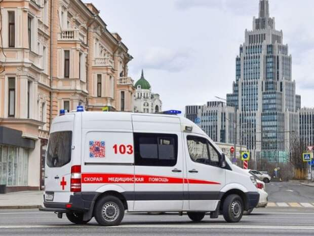 Каскадер получила травму на съемках фильма в Москве