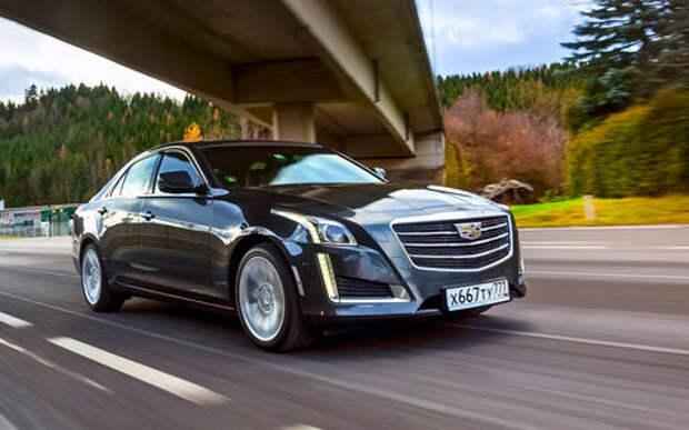 Обновленный Cadillac CTS: здравствуй ипрощай